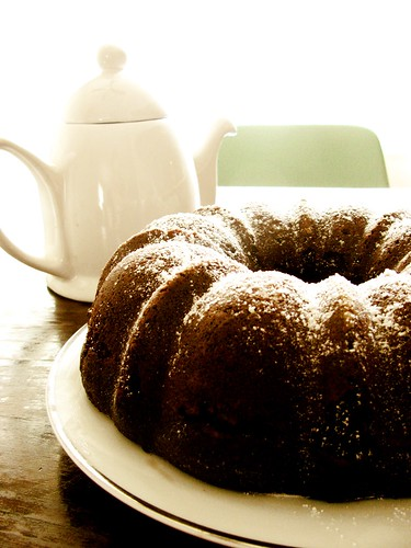 Chocolate Bundt Cake 2