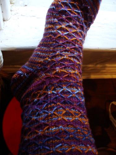 First Leyburn Sock