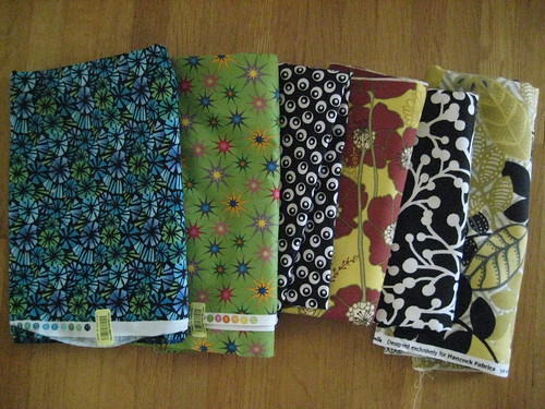 From Hancock Fabrics