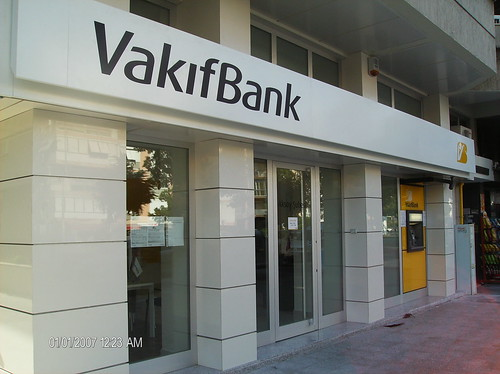 VAKIFBANK AKSOY ŞUBESİ