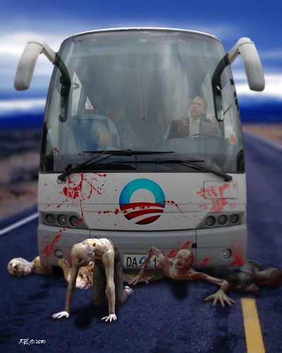 Under the bus by BKeyser_.