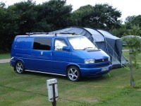 T4 with roof rack wanted by VW UK for special project ...