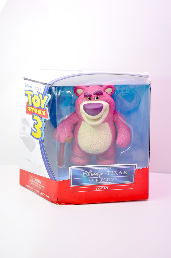 Toy Story 3 retail Collectors Lotso Hugs Bear