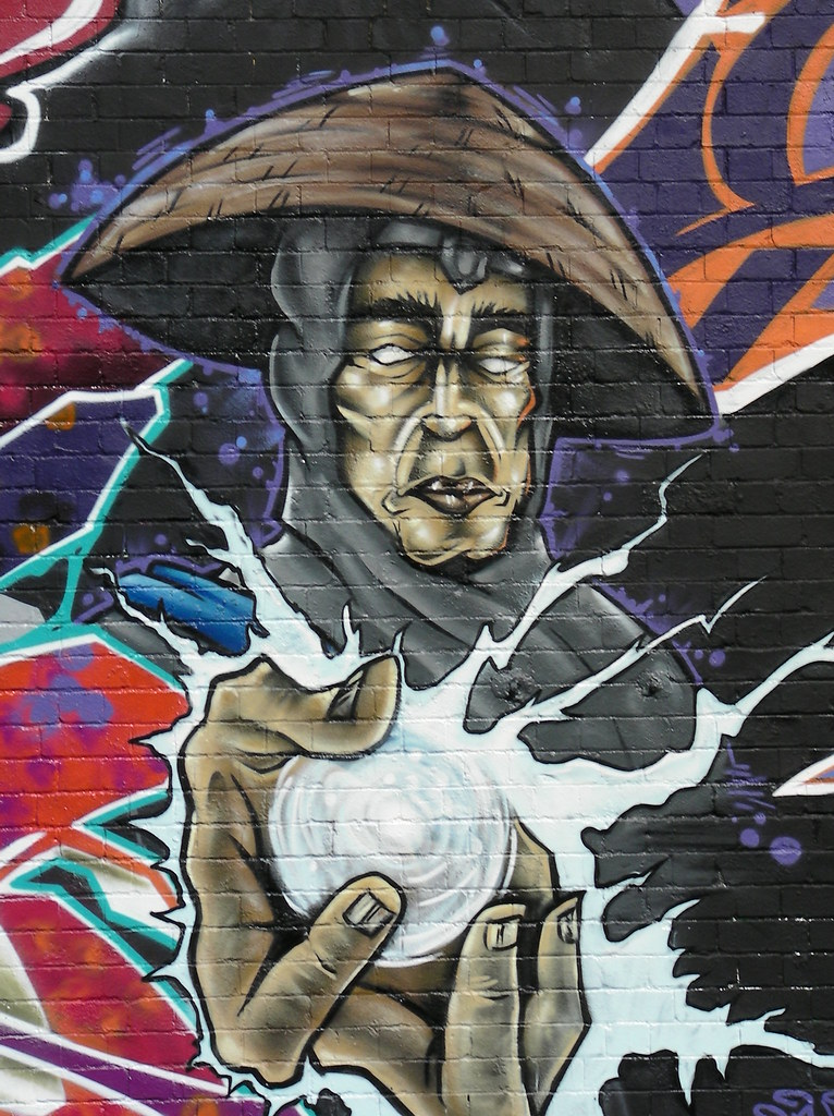 Roxejam Graffiti