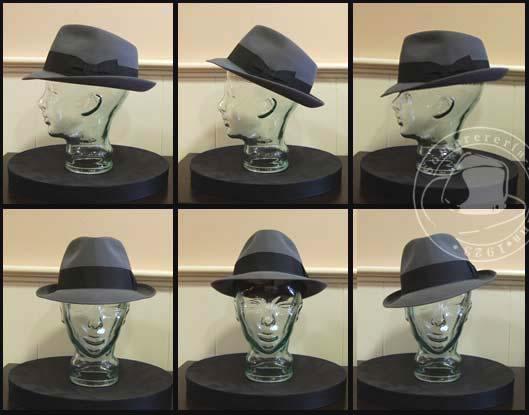 como ponerse un sombrero