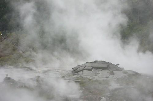 Agua, vapor y azufre - 6