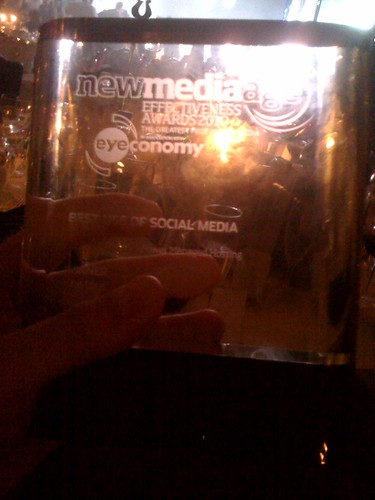 nma effectiveness award