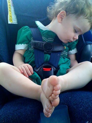 Sleepy Green Dress