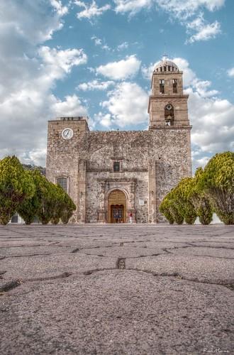 Basílica de Temacapulín, Jalisco Mexico