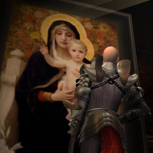 Harlequin, Pt. 1 - The Old Crusader IX