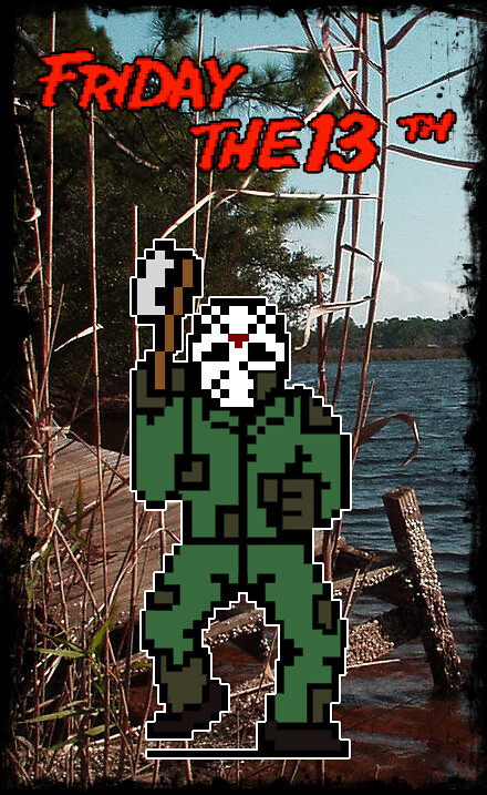 The 8-Bit Jason Project - The New Blood