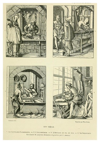 022-Estampas oficios en la Edad Media-Le moyen äge et la renaissance…Vol III-1848- Paul Lacroix y Ferdinand Séré.jpg.jpg