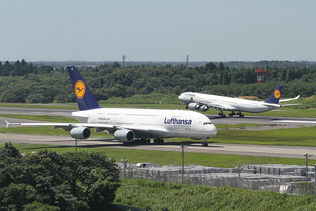 Lufthansa A380-800(D-AIMA)
