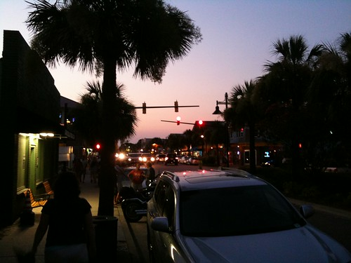 Center St.  - Folly Beach, SC