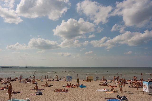 Piritta beach