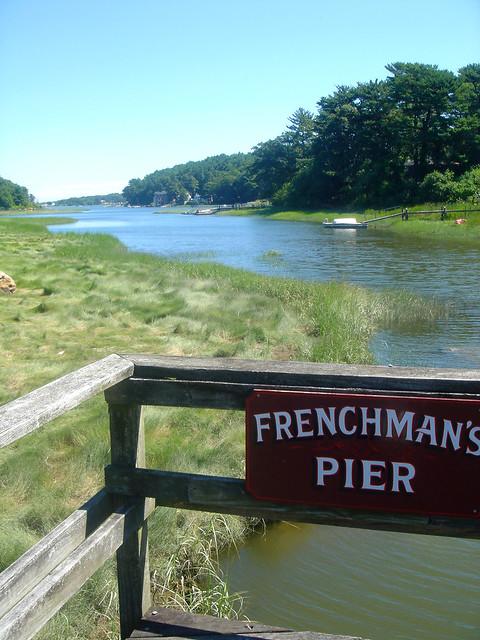 Frenchman's Pier