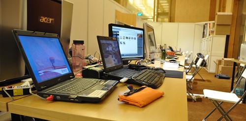 idm faoc's desk