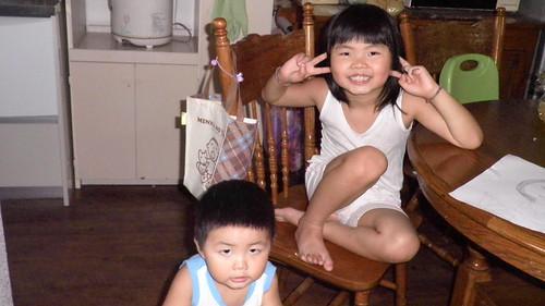 云莉與弟弟