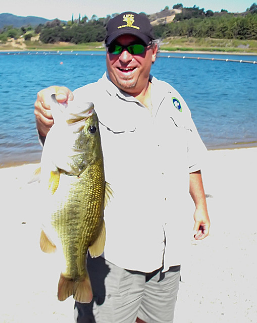 Big Casitas Bass