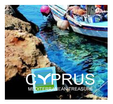 Protaras fish boat travel Cyprus