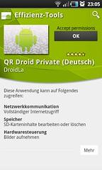 qr droid (private)