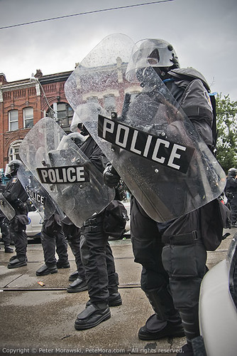 2010 G20 Toronto: Cops