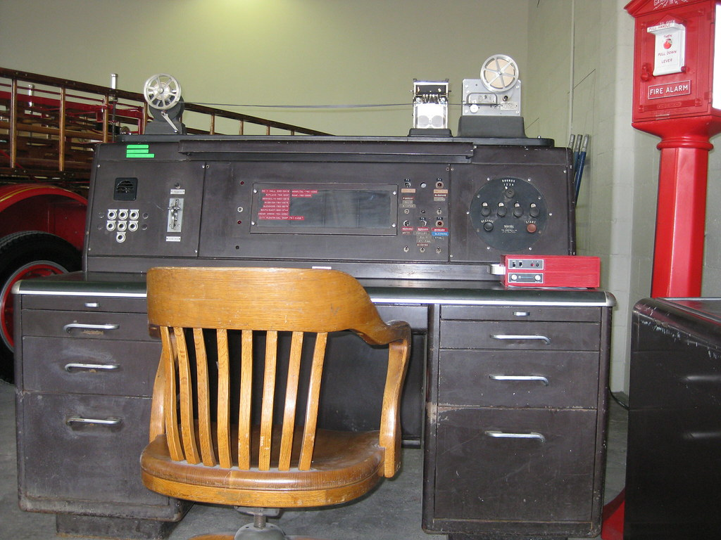 Gamewell Fire Telegraph Box Alarm Wiring Diagram