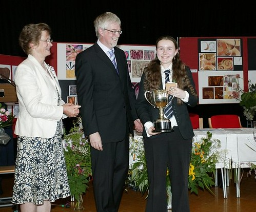 Prizegiving 2010