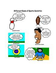 Sports Anxieties