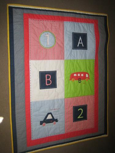 a little quilt