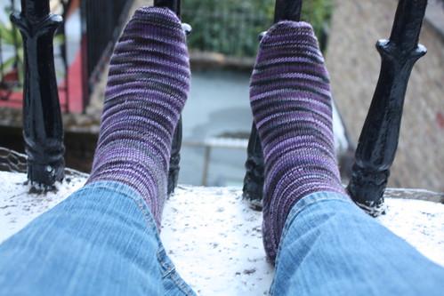 Simple socks