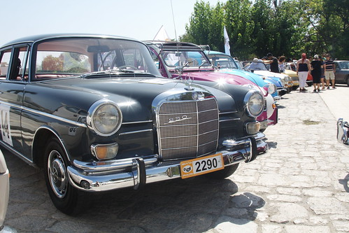 Heraklion antique rally