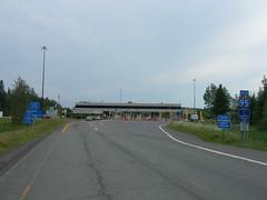 US Border & Customs Station