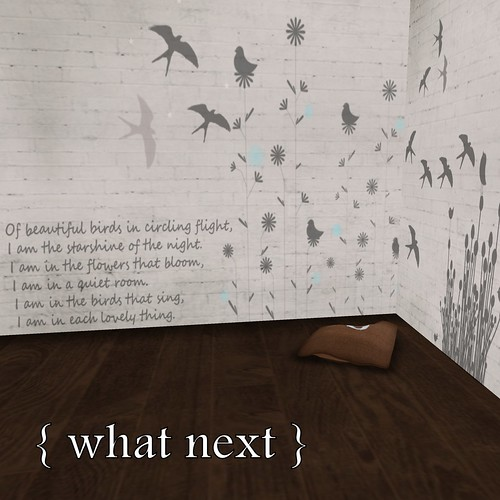 SL House & Garden Hunt - { what next }