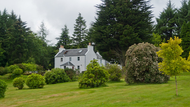 Crossaig Lodge B&B