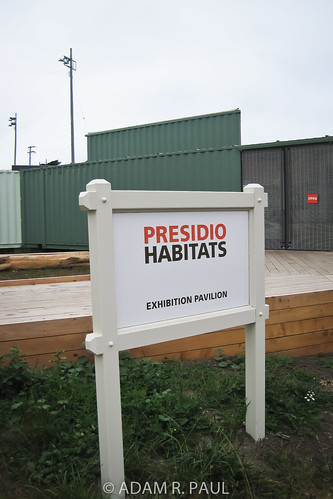Presidio Habitat Center