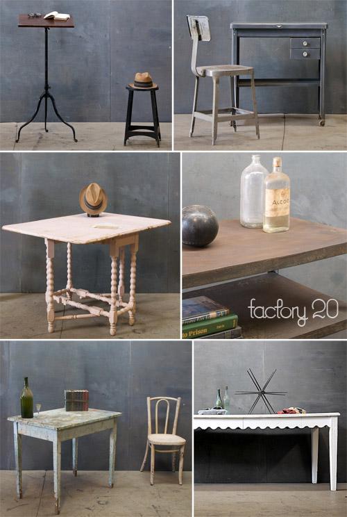 Factory 20: Vintage Heaven!