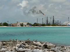 Valero Oil Refinery Aruba