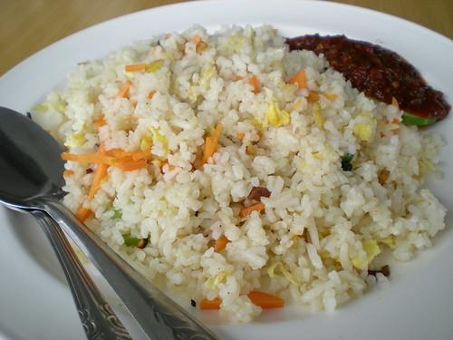 Kong Ma Ma Malay fried rice