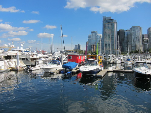 Coal Harbour Houseboats