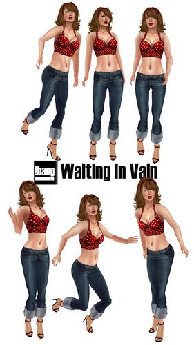 !BANG - Waiting in Vain