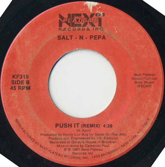 Salt-N-Pepa: Push It (Remix)