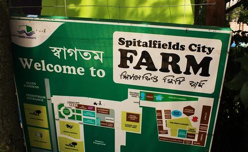 Welcome: Spitalfields City Farm