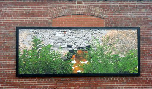Bloc Gallery Billboard Commission