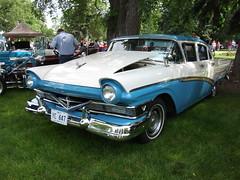 1957 Meteor Niagara 300