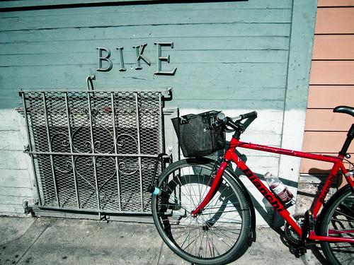 Ce N'est Pas un Vélo