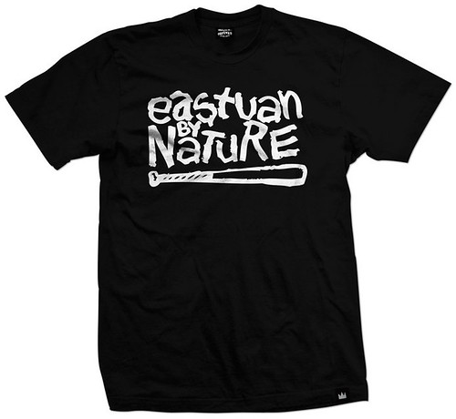 eastvan by nature B&W