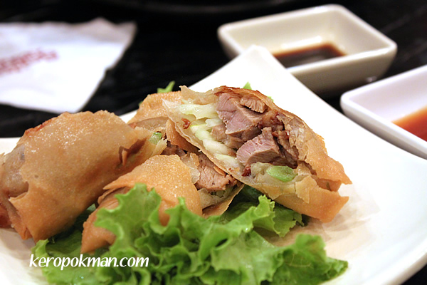 Duck-in-a-roll 6.90