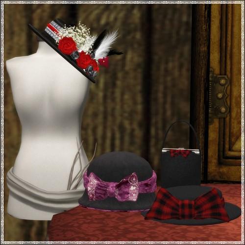 Hatpins - Amanda Jessica Marcelle