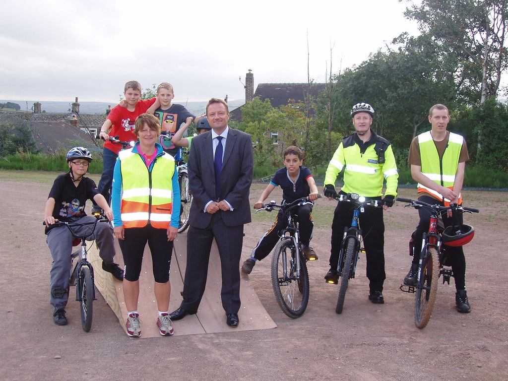 Street Bikes at Colne Valley High School